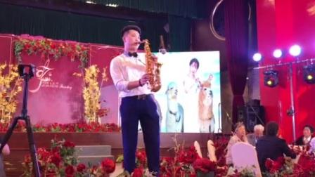 赵磊深情演奏萨克斯《狮子王》