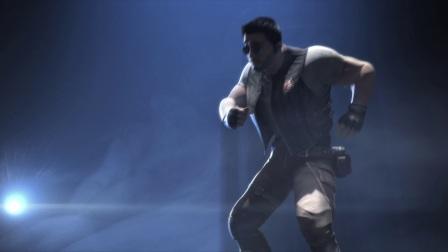 国产动画《灵笼》的马克出来跳舞了, 让人中毒的节奏感和流畅度