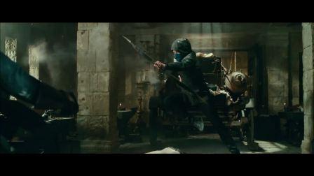 新片预告: 《侠盗罗宾汉 2018》Robin Hood 经典来袭 西方的绿林好汉再现银幕