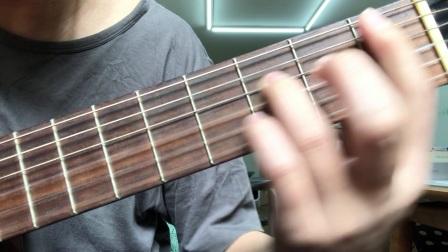 慢慢喜欢你 吉他谱