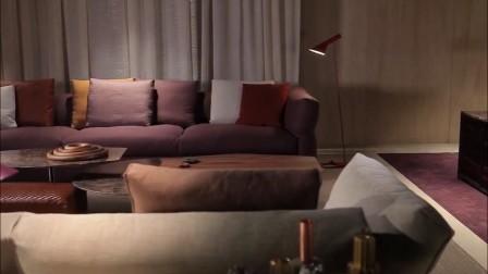 2018新品Newbridge沙发由Carlo Colombo设计
