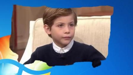 """让你爆哭的《奇迹男孩》11岁男主,戏外也是个演员界的""""奇迹"""""""