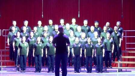 交通银行沃德杯全民合唱大赛歌曲《沒有共产党就没有新中国》.