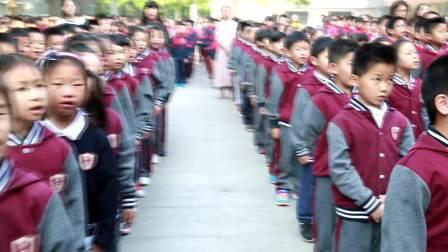 《我心中的歌》--南京市成贤街小学国歌队歌展评