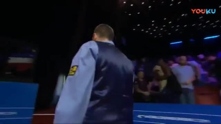 2018斯诺克世锦赛(决赛)马克威廉姆斯VS希金斯 第三阶段