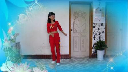 荆州艳儿广场舞    《闯天涯》