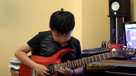 朱绎铭电吉他