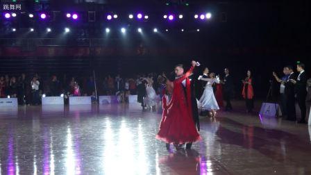 第七届武清体育舞蹈公开赛摩登舞职业组比赛视频(跳舞网录制)