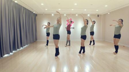 青岛现代舞《绒花》芳华成人芭蕾形体