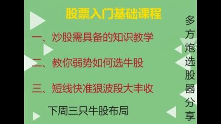 同花顺怎么样 通达信 股票软件 通金魔方 东方财富网0658