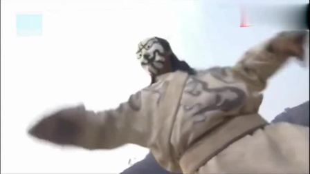 镖行天下: 战神幽狼大战无常, 这武打动作堪称经典!