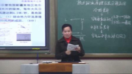 《冷热不均引起的大气运动》优质课(人教版高中地理必修一,林仁菊)