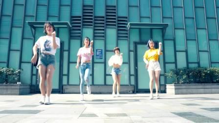 暑期流行舞蹈培训 郑州皇后舞蹈 创造101女团舞蹈 原创编舞