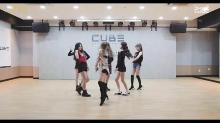 【练习室版】 (G)I-DLE《LATATA》DANCE PRACTICE VIDEO