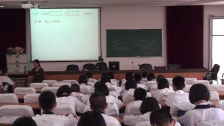 七年级数学《二元一次方程组复习》郭小蔚