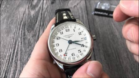 浪琴制表传统系列L2.628.4.78.3腕表  复刻表