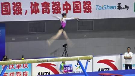林雨遥 - Lin Yuyao (北京) BB TQ 2018全国体操锦标赛,肇庆