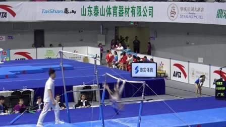 刘婷婷 - Liu Tingting (广东) UB TQ 2018全国体操锦标赛,肇庆