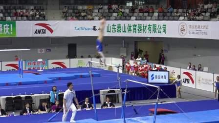 欧钰珊 - Ou Yushan (广东) UB (incomplete) TQ 2018全国体操锦标赛,肇庆