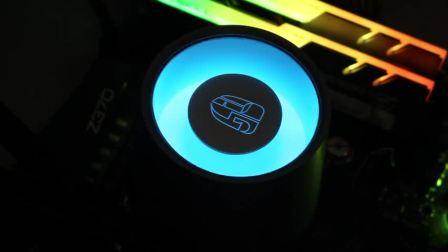 玩家风暴堡垒240RGB灯光展示