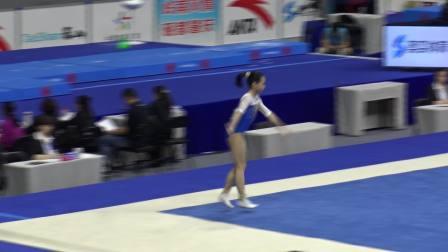 刘景行 - Liu Jingxing (广东) FX TQ 2018全国体操锦标赛,肇庆