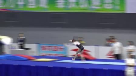 唐茜靖 - Tang Xijing (北京) VT TQ 2018全国体操锦标赛,肇庆
