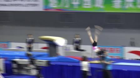 杨海蒙 - Yang Haimeng (北京) VT TQ 2018全国体操锦标赛,肇庆