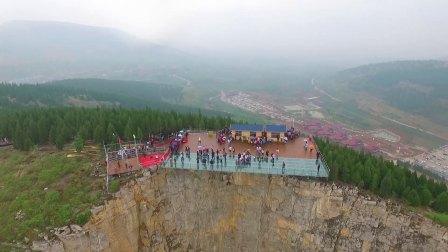 青州牛角岭玻璃观景台
