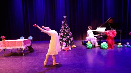 圣诞不诚实亲子音乐剧-天鹅舞蹈