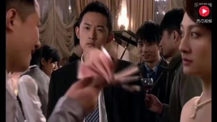 中国西安主持人影视演员齐永峰电视剧《野鸽子》片段