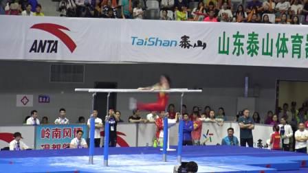 邓书弟 - Deng Shudi (贵州) PB EF 2018全国体操锦标赛,肇庆