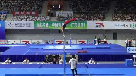 金焕章 - Jin Huanzhang (贵州) HB EF 2018全国体操锦标赛,肇庆