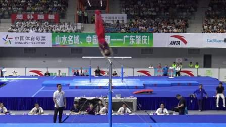 纪练深 - Ji Lianshen (广东) HB EF 2018全国体操锦标赛,肇庆