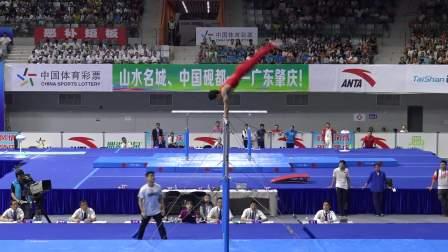 邓书弟 - Deng Shudi (贵州) HB EF 2018全国体操锦标赛,肇庆