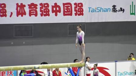 罗欢 - Luo Huan (浙江) BB TQ 2018全国体操锦标赛,肇庆