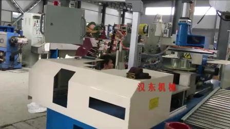 全自动BV电线生产线视频