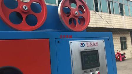 HD-630E立式塔盘自动绕包机视频