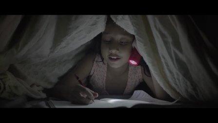 印度公益广告, 追梦的少女