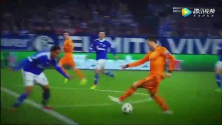 霹雳无敌帅炸天!fox体育评选C罗欧冠5大进球
