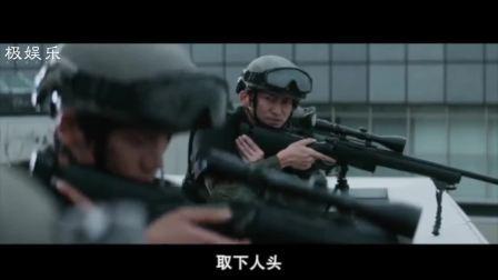 好久没看到如此凶残的枪战猛片了! 几百把MP5火力狂扫, 从不停歇《图书馆战争》