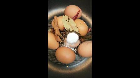 自制茶叶蛋, 很快, 非常好吃