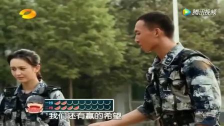 杨幂黄子韬PK吃西瓜, 杨幂豪放派, 黄子韬竟是婉约派