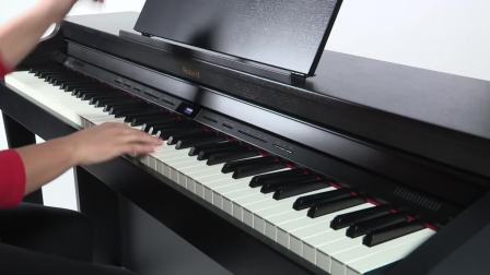 Roland HP-504数码钢琴