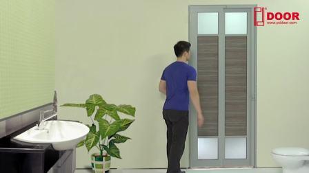 Bathroom - 2 Panels