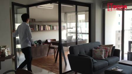 90° L-shaped Room Divider