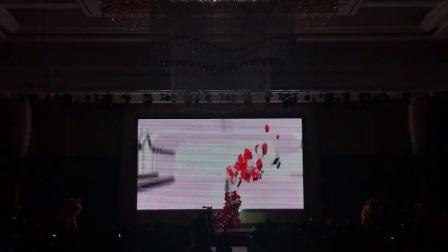 广州鼓舞倾城艺术团 视频互动秀 醒狮报喜