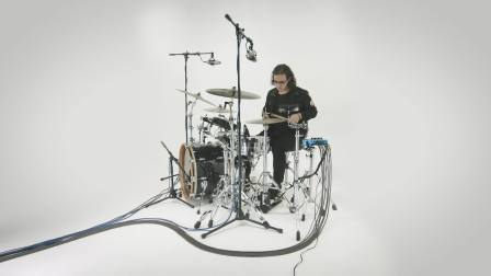 Roland TM-6 PRO 混合动力鼓组音源