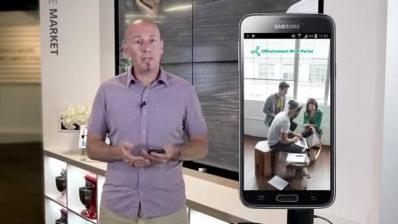 使用Android App 来设置 OfficeConnect OC20 AP