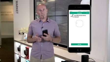 使用iOS App来设置 OfficeConnect OC20 AP