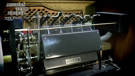 Lot 838 Automatic Piano, c. 1920 - YouTube